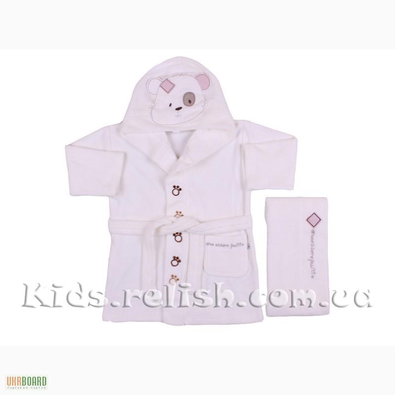 1447203168d34 Продам/купить детский махровый халат для мальчика Aziz bebe, Киев ...