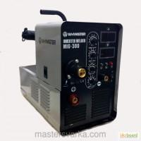 Сварочный инверторный полуавтомат WМастер MIG 300 (380V)