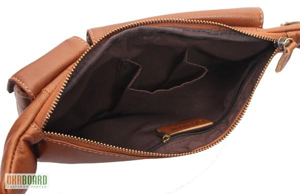 Фото 8. Продается мужская кожаная сумка на пояс из натуральной кожи теленка высшего качества