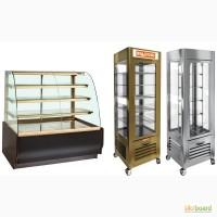 Кондитерские витрины и шкафы (холодильные барные) в Кредит/Рассрочку