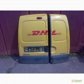 Продам оригинальные задние двери на Renault Kangoo