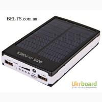 Мобильная солнечная зарядка POWER BANK SOLAR 15000ma (Павер Банк Солар 15000 мАч)
