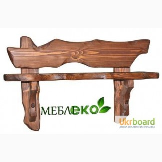 Полка деревянная недорого, Полка Крестьянка