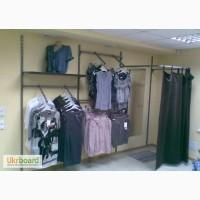 Продам торгово-выставочное оборудование для магазинов одежды и обуви