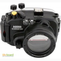 Meikon Sony Alpha A6000 (16-50mm) Подводный бокс