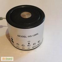 Портативная колонка/FM приёмник Model : WS 138RL