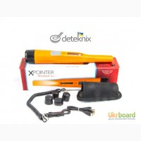 Пинпоинтер Deteknix XPointer Wader Li подводный до 3 метров. Металлоискатель Металошукач