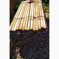 Столбики -на забор металлич (швеллер. 5)