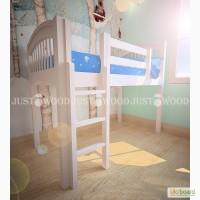 Детская кровать Снежок