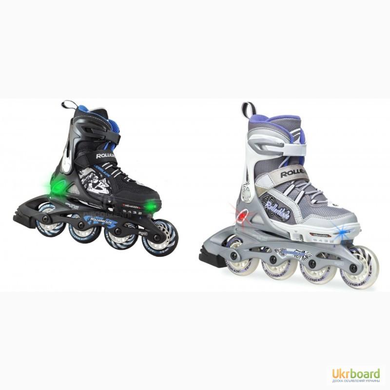 6b84f868980df9 Продам/купити якісні дитячі ролики Rollerblade і Fila за доступною ...