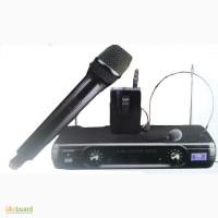 Радиосистема ручной + головной микрофон UKS 500