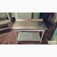 Стол металлический бу, стол разделочный бу