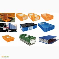 Ящики для перевозки птицы