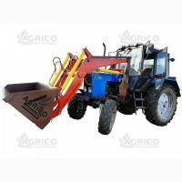 ПБМ на трактор+вилы+крюк+захват челюстной, купить, цена