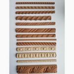 Продам гибкие деревянные молдинги