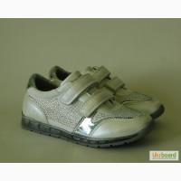 Туфли для девочек Apawwa.MaiQi арт. A167 white pearl