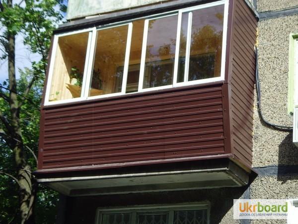 Фото 2. Профнастил для балкона, метлопрофиль продам