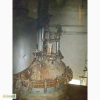 Продам реактор и сборник эмалированные 1, 6м3