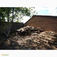 Продам недорого отходы деревопереработки(дрова, горбыль