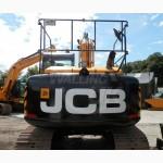 Экскаватор. Гусеничный Экскаватор JCB JS 130 LC+, 2015 г ( 1921)