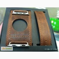 Ремешок Icarer для Apple Watch кожаный 42мм Ремешок Icarer для Apple Watch Luxury