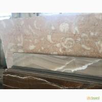 Мрамор : Слябы, Плитка. Фонтан, Два станка для обработки мрамора : гидрорез + Пруссуани