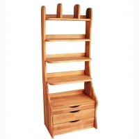 Стеллаж деревянный k700