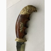 Нож туристический охотничий Орел Медведь Клинок AISI 420