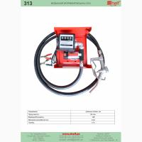 Мобильный заправочный модуль (12v) ШЕЛЬФ electronic transfer pump 12v АЗС