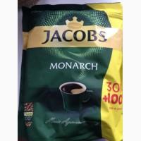 Кофе растворимый Jacobs Monarch 400г / Якобс Монарх 400г эконом пакет