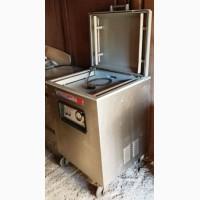 Продам аппарат вакуумной упаковки (вакууматор) б/у Webomatic Германия