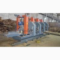 Продам Деревообрабатывающие станки (Горизонталный ленточный станок )