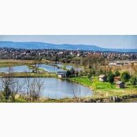 5 га земля, озера Трускавець