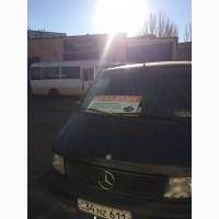 Обслуживание и ремонт микроавтобусов Mercedes, Volkswagen, Renault