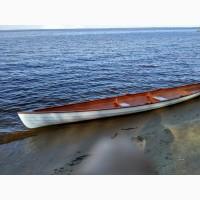 Деревянная лодка Аннаполис