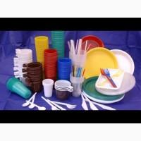 Работа на предприятии одноразовой пластиковой посуды в Польше