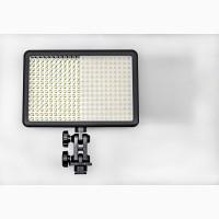 Видео свет Godox LED-308C (5600К-3300К с диммером)