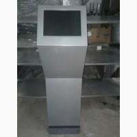 Информационный напольный терминал б/у, сенсорный терминал