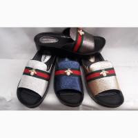 Модные сабо Gucci, Турция, размеры 37-41, опт и розница