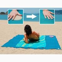 Пляжный коврик, пляжная подстилка, коврик Антипесок 150Х200 СМ