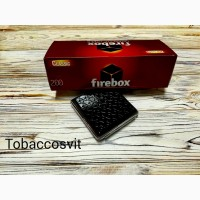 Гильзы для Табака Набор Firebox 200+Портсигар