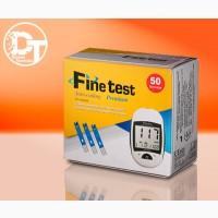 Тест-полоски Finetest Premium 50 (Файнтест Премиум 50)