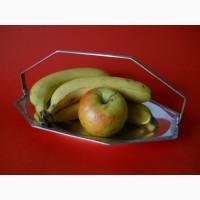 Старинная Американская фруктовница-конфетница