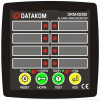 DATAKOM DKM-0208 Сигналізатор аварійних ситуацій