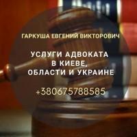 Адвокат у кримінальних справах в Києві