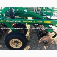 Сеялка для высева мелко семянки Great Plains 1200 Turbo Max 3, 6м