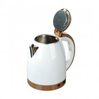 Электрочайник DOMOTEC MS-5025C – чайник электрический. Цвет: коричневый