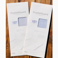 Case keyboard MacBook Air M1 13.3 2020 A2337 Clear прозрачная силиконовая накладка клавиа