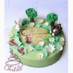 Детские торты на заказ Киев