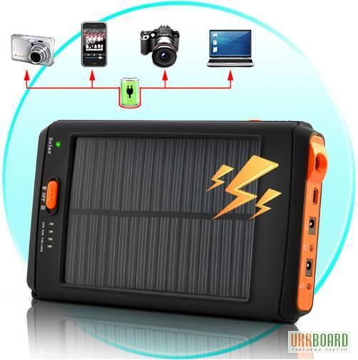 Солнечная батарея 16000mAh